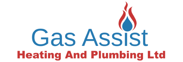 Plumbers in Swadlincote | Logo for Gas Assist Heating & Plumbing ltd
