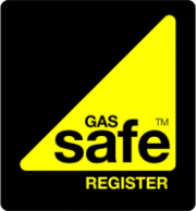 plumbers in Swadlincote & Burton on Trent - logo showing that we are gas safe regsitered