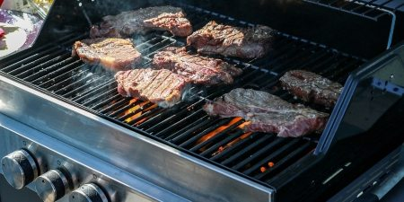 Gas BBQ image - tips for a safe gass BBQ in Burton on Trent and Swadlincote homes